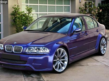 body kit bmw e46 cosmic std spoilercentrum online. Black Bedroom Furniture Sets. Home Design Ideas