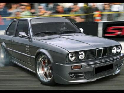 Body kit BMW E30