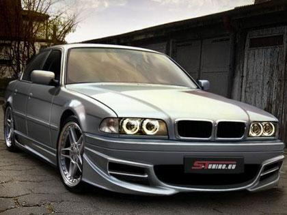 Body kit BMW E38