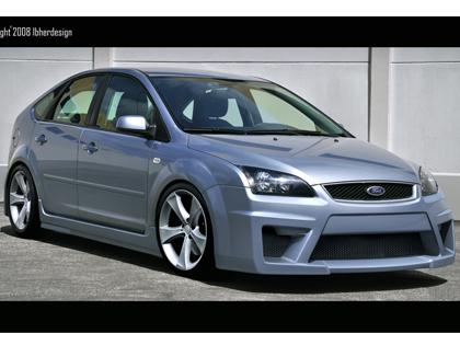 Body kit Ford Focus II - Mentor