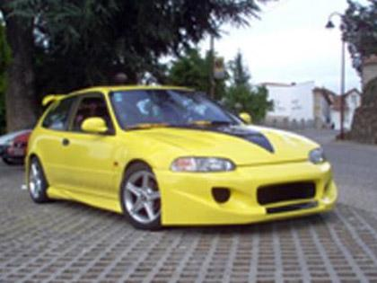 Body kit Honda Civic - Shake
