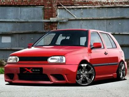 Body kit Volkswagen Golf 3 - Poison