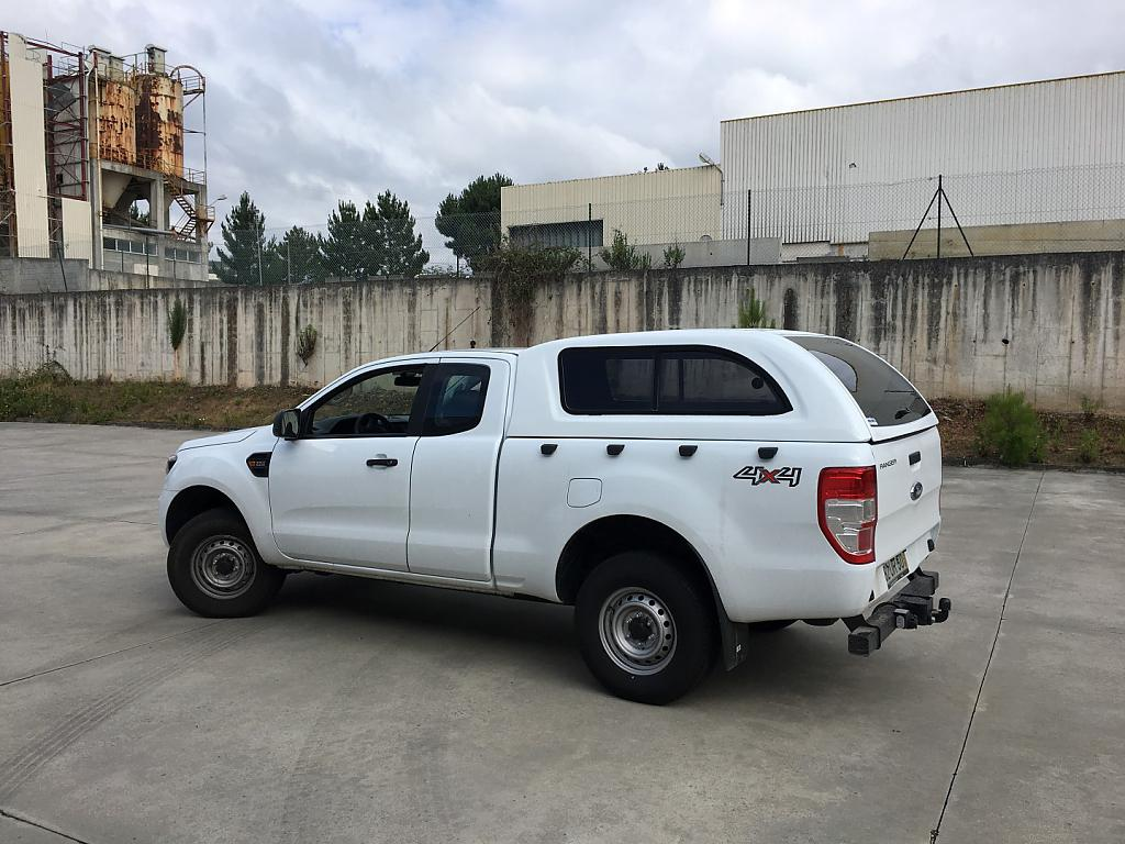 Hard Top Ford Ranger T6 extra cab