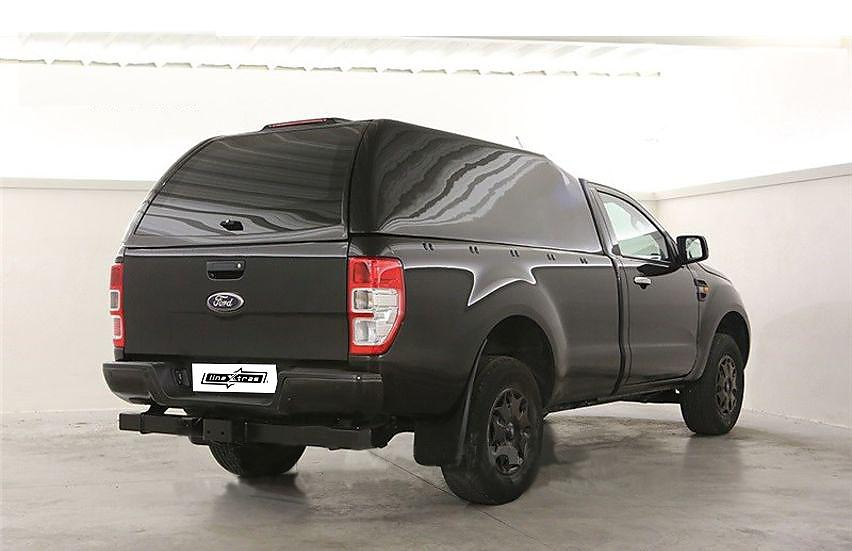 Hard Top Ford Ranger T6 single cab, bez oken