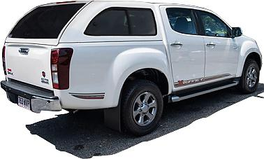 Hard Top Isuzu D-Max II 2017