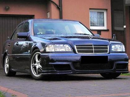 Body kit Mafia Mercedes W202