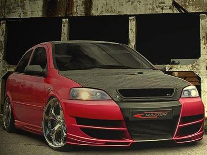 Body kit Inferno Opel Astra G