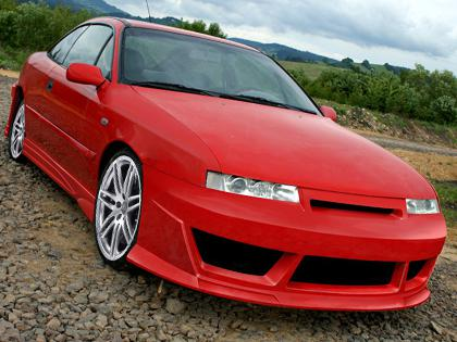 Body kit Opel Calibra