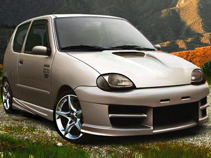 Body kit Fiat Seicento