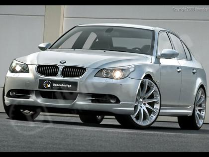 Body kit BMW E60 - Raven