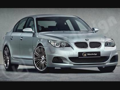 Body kit BMW E60 - Kaiet STD