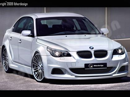 Body kit BMW E60 - Kaiet WIDE