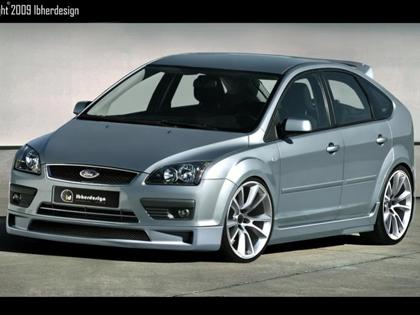 Body kit Ford Focus - MAD_XEN