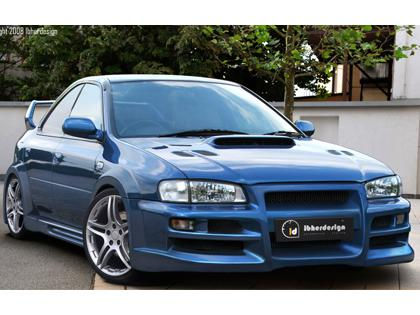 Body kit Mazther Wide Subaru Impreza