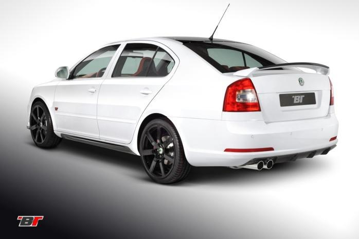 Body kit BT Škoda Octavia II RS