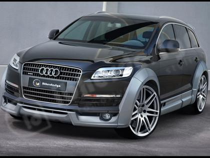 Body kit Czar Wide Audi Q7