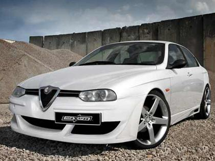 Body kit Snake Alfa Romeo 156
