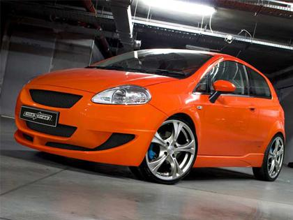 Body kit Magik Fiat Grande Punto