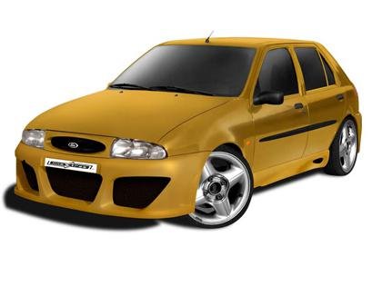 Body kit T - Rex Ford Fiesta mk4