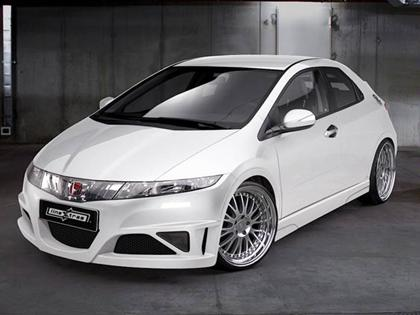 Body kit Aggressiv Honda Civic