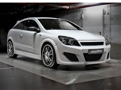 Body kit Invader Opel Astra GTC