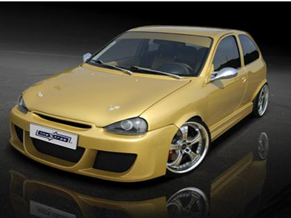 Body kit Proteus Opel Corsa B