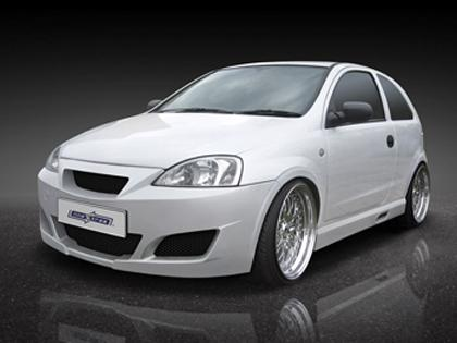 Body kit Unique Opel Corsa C