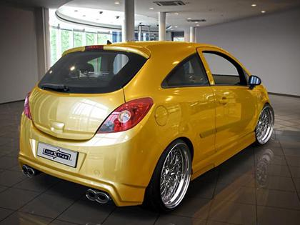 Body kit King Opel Corsa D