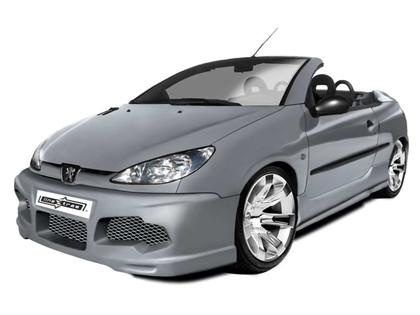 Body kit Exception Peugeot 206 CC