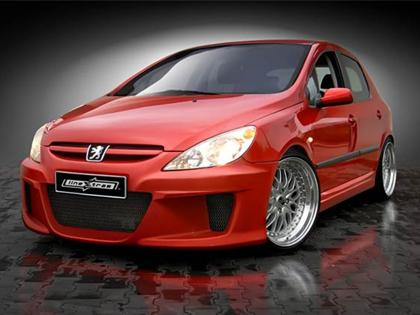 Body kit X - Fast Peugeot 307