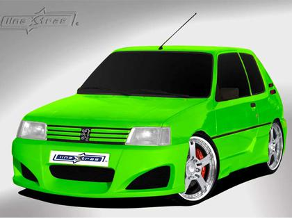 Body kit Titan Peugeot 205