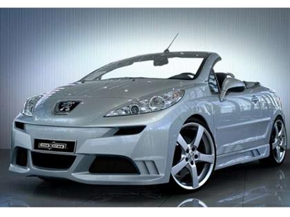Body kit Superstar Peugeot 207