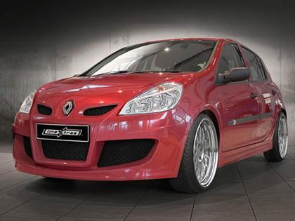 Body kit Space Renault Clio III