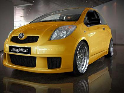 Body kit Morpheus Toyota Yaris