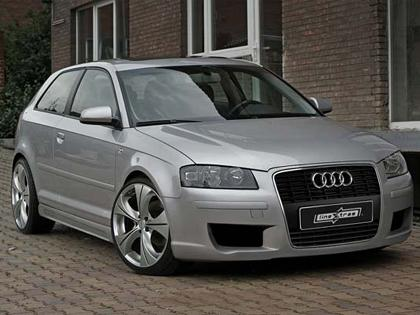 Body kit Strike Audi A3