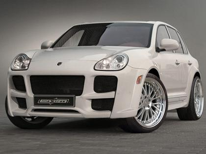 Body kit Porsche Cayenne I