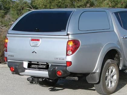 Hard Top Mitsubishi L200 / Triton 2010 long, bez oken
