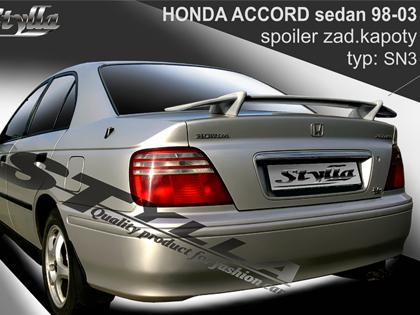 Křídlo-spoiler kufru Honda Accord sedan