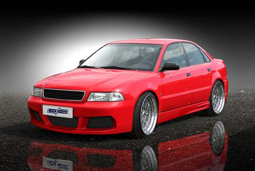 Body kit Bomber Audi A4