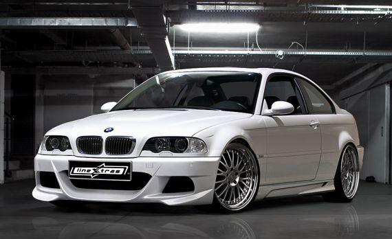 Body kit BMW E46 Coupe