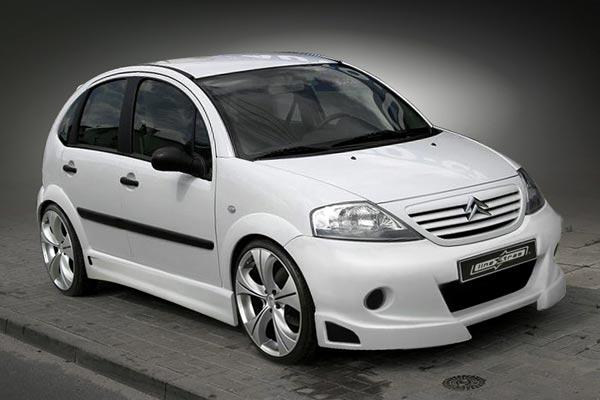 Body kit Line Citroen C3