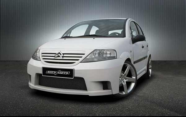 Body kit X - Pression Citroen C3
