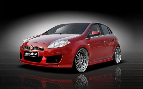 Body kit Vero Fiat Bravo 2007