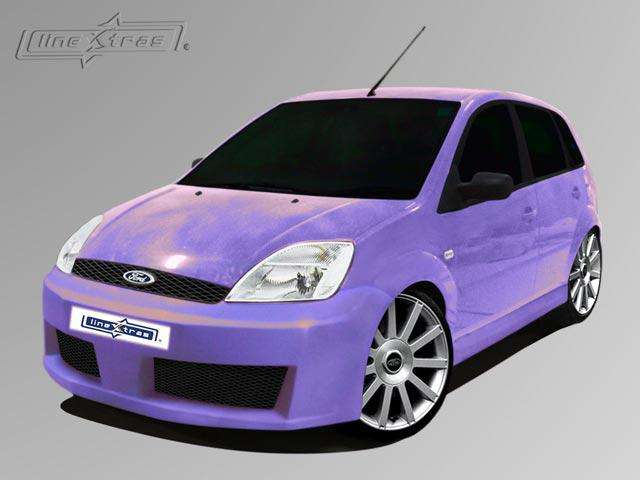 Body kit Raven Ford Fiesta mk6