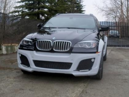 Body kit BMW X6 Mpower