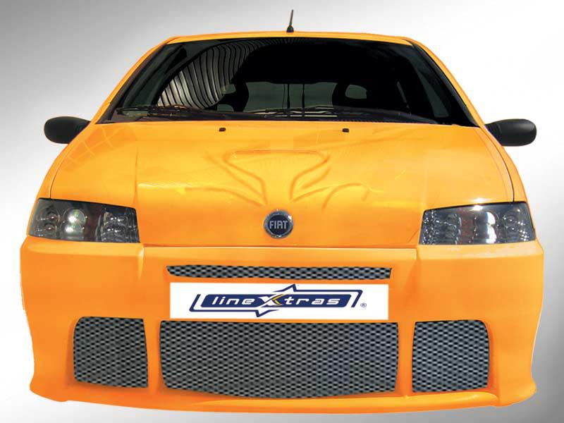 Body kit Viper Fiat Punto II