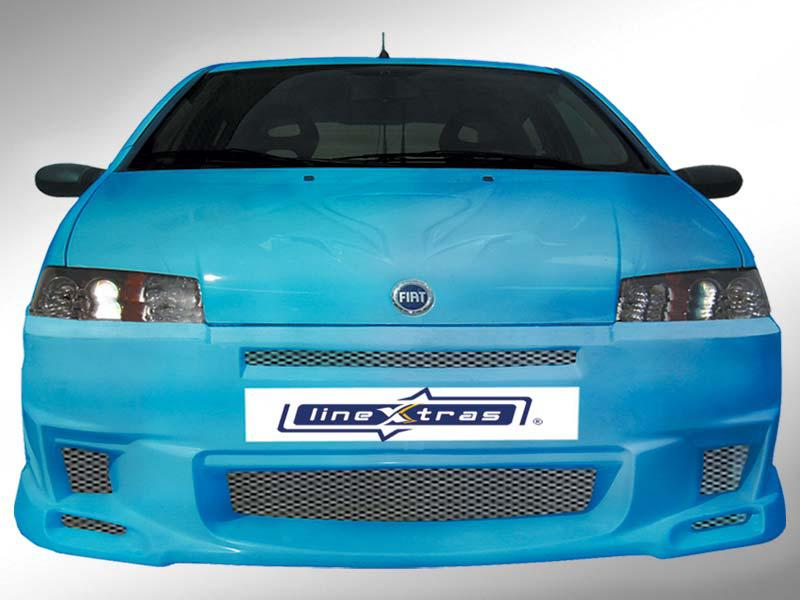 Body kit Tun Fiat Punto II