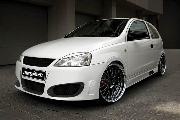 Body kit Cult Opel Corsa C