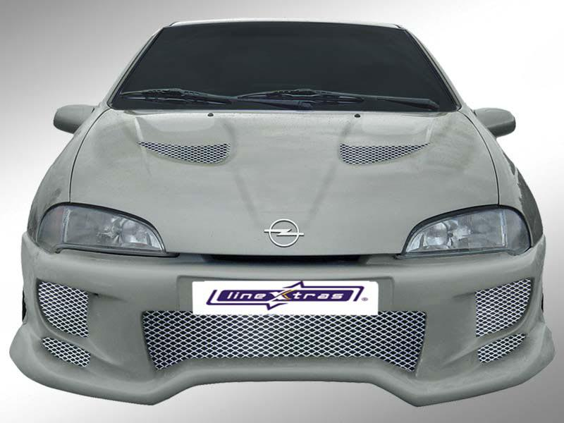 Body kit Limit Opel Tigra