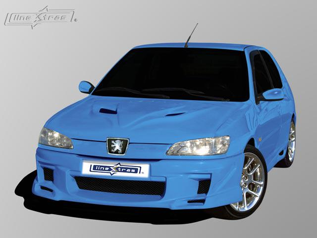 Body kit Revolution Peugeot 306